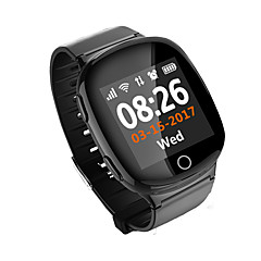 cheap Smartwatches-Smartwatch YYD100 for iOS / Android Heart Rate Monitor / Calories Burned / GPS / Long Standby / Hands-Free Calls Timer / Stopwatch / Pedometer / Activity Tracker / Sleep Tracker / Sedentary Reminder