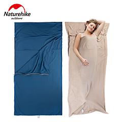 Camping Sleeping Bag Liner Envelope / Rectangular Bag 20°C Travel Rest 210*100X100 Camping / Hiking Single