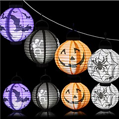 100% ensiökuitu Muovi PCB+LED Wedding Kunniamerkit-1 Kappale Erikoistilaisuus Halloween Joulu Festivaali