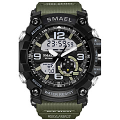SMAEL®Men's Kid's Sport Watch Military Watch Fashion Watch Digital Watch Japanese DigitalCalendar Chronograph Water Resistant / Water Proof