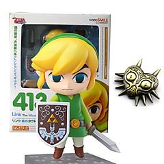 halpa -Anime Toimintahahmot Innoittamana The Legend of Zelda Akatsuki PVC 10 CM Malli lelut Doll Toy