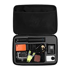 tanie Akcesoria do GoPro-Box Storage Obuwie turystyczne Odporne na zarysowania Tocznych Odporne na wstrząsy Pianka o dużej gęstości Torby fotograficzne Odporny na