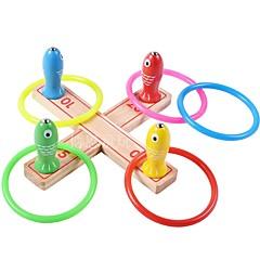 tanie Odstresowywacze-LT.Squishies Zabawki magnetyczne / Zabawki rybackie / Gadżety antystresowe Rybki Magnetyczne Drewno Dla dzieci Prezent