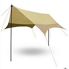billige Telt og ly-3-4 personer Camping Pute Lytelt camping Tent Brette Telt Ultraviolet Motstandsdyktig til Camping & Fjellvandring Andre Material CM