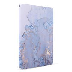 Apple iPad (2017) air2 suojus jalustalla flip auto uni / herätä malli kokovartalo tapauksessa värigradientin kova PU nahka ilma mini4 / 3