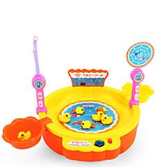 preiswerte Babyspielzeug-beiens Angeln Spielzeug Magnetisch Große Größe Elektrisch Fische Kinder Geschenk