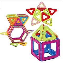 tanie Klocki magnetyczne-Klocki magnetyczne Magnetyczny zestaw do budowania Kwadrat Fun & Whimsical Dla dzieci Zabawki Prezent