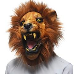 Halloween-Masken Tiermaske Spielzeuge Löwe Zum Gruseln 1 Stücke Unisex Halloween Maskerade Geschenk