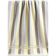 cheap Towels & Robes-Bath Towel Set,Striped High Quality 100% Cotton Towel