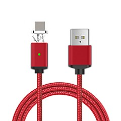 Cwxuan USB 2.0 Kabel, USB 2.0 to USB 3.1 Typ C Kabel Male - Male 1.0m (3Ft) 480 Mbps