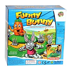 Deskové hry Hračky Rabbit Pieces Dítě Dárek