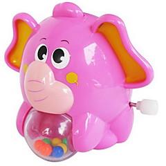 Brinquedos de Corda Brinquedos Elefante Animal Plásticos Peças Não Especificado Dom