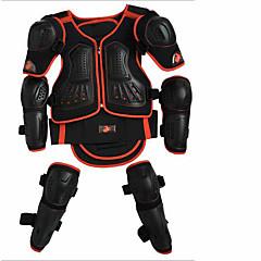 tanie Wyposażenie ochronne-Motocykl ochronny na Kurtka Unisex ABS Oddychający