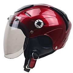 하프헬맷 요새 튼튼한 고품질 오토바이 헬멧