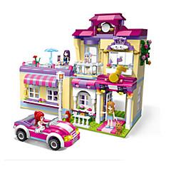 tanie Klocki magnetyczne-Klocki Dom Klasyczna Fun & Whimsical Dla chłopców Zabawki Prezent