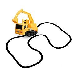 Veículo Carros de brinquedo Veiculo de Construção Brinquedos Unisexo Peças