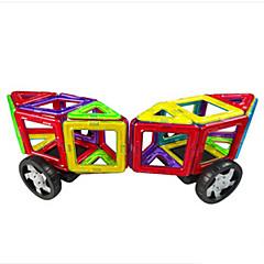 Bausteine Magnetische Blöcke Magnetische Gebäude-Sets Spielzeuge andere Stücke Kinder Geschenk