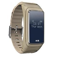 tanie Inteligentne zegarki-Inteligentny zegarek B7 na iOS / Android Pulsometr / Długi czas czuwania / Wodoszczelny / Wodoodporny / Krokomierze / Informacje / 400-480 / Sportowy