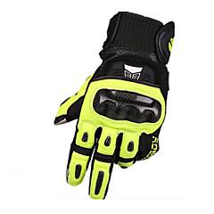 baratos Luvas de Motociclista-Dedo Total Unisexo Motos luvas Tecido Oxford Leve / Treinador / Respirável