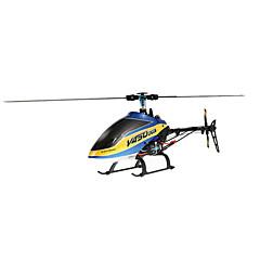 billiga Drönare och radiostyrda enheter-Radiostyrd helikopter Walkera V450D03 - Laddning