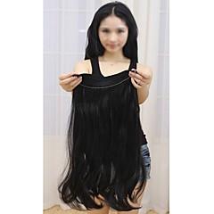Χαμηλού Κόστους Εξτένσιον από Ανθρώπινη Τρίχα-Flip In Επεκτάσεις ανθρώπινα μαλλιών Κλασσικά Εξτένσιον από Ανθρώπινη Τρίχα Φυσικά μαλλιά Εξτένσιον Halo Γυναικεία