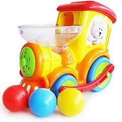 Bolas Carros de brinquedo Instrumentos de brinquedo Trem Brinquedos Cauda Casa Plásticos Peças Infantil Dom
