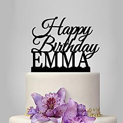 קישוטים לעוגה יום הולדת נושא קלאסי יומהולדת תיק פולי