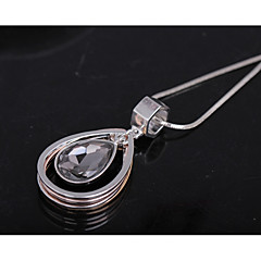 cheap Necklaces-Women's Pendant Necklace - Fashion Drop Necklace For Wedding Party Birthday Graduation Gift Daily