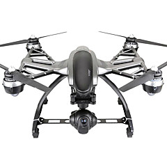 RC Drone Yuneec Q500 3 Akse 2.4G Med 1080 P HD-kamera Fjernstyrt quadkopter FPV LED-belysning Feilsikker Hodeløs Modus Med kamera