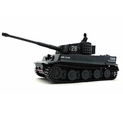 Tank 1:72 Radiostyrt Bil Klar-Til-Bruk Tank