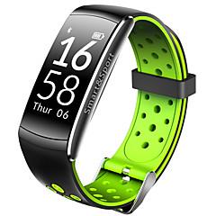 tanie Inteligentne zegarki-Inteligentne Bransoletka na iOS / Android / iPhone Pulsometry / Długi czas czuwania / Wodoszczelny / Wodoodporny / Śledzenie Odległość / Krokomierze Czasomierze / Stoper / Krokomierz / Powiadamianie