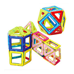 אבני בניין בלוקים מגנטיים מגדיר בניין מגדיר צעצועים Other חתיכות בגדי ריקוד ילדים מתנות