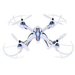 billige Fjernstyrte quadcoptere og multirotorer-RC Drone JJRC H16-1 4 Kanal 2.4G Fjernstyrt quadkopter Flyvning Med 360 Graders Flipp Fjernstyrt Quadkopter / Skrutrekker / Brukerhåndbok