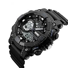 tanie Inteligentne zegarki-Inteligentny zegarek YYSKMEI1128 na Długi czas czuwania / Wodoszczelny / Wodoodporny / Wielofunkcyjne Stoper / Budzik / Chronograf / Kalendarz / Dwie strefy czasowe