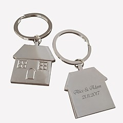Classic Theme Fashion Keychain Favors Zinc alloy Keychains-Piece/Set