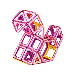 אבני בניין בלוקים מגנטיים מגדיר בניין מגדיר צעצועים מעגלי חתיכות בגדי ריקוד ילדים מתנות