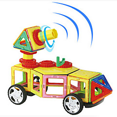 Bausteine Magnetische Bauklötze Magnetische Bau-Sets Spielzeuge Bär andere Magnetisch Kinder Stücke