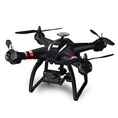 billige Fjernstyrte quadcoptere og multirotorer-RC Drone X21 4 Kanal 6 Akse 5.8G Med HD-kamera 1080P Fjernstyrt quadkopter Hodeløs Modus / Styr Kamera / Etter Mode Fjernstyrt Quadkopter / Fjernkontroll / Kamera / Sveve / GPS Posisjonering / Sveve