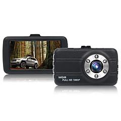 billige -Generalplus (Taiwan) Fuld HD 1920 X 1080 Bil DVR 3 Tommer Skærm 1 Forrudekamera