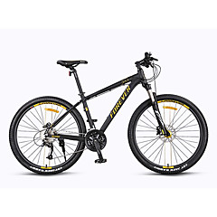 Mountain bike Kerékpározás 27 Speed 27 Inch SHIMANO M370 Tárcsafék Villa Alumínium ötvözet váz Alumínium ötvözet Alumínium
