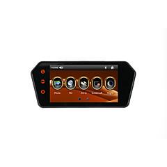 タッチスクリーン7インチカーmp5バックミラーモニターBluetooth / fm / usb / tfカードサポート1080pビデオプレーヤーとカメラ