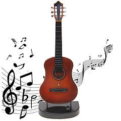 tanie Instrumenty dla dzieci-Pozytywka Mini gitara Gitara Dźwięk Dla dzieci Dla dorosłych Prezent Dla chłopców Dla dziewczynek Prezent