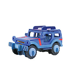 3D Puzzles Toys Car Vehicles Handmade Kids 1 Pieces