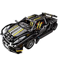 Rakennuspalikat Lelut Auto Pieces Unisex Lahja