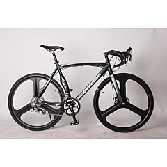 Cruiser kerékpár Kerékpározás 18 Speed 26 hüvelyk/700CC SHIMANO TX30 Tárcsafék Merev váz Csúszásgátló Alumínium ötvözet Aluminum Alloy
