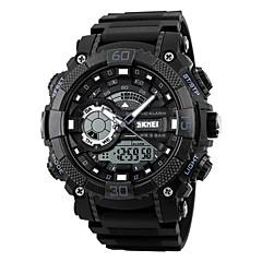 tanie Inteligentne zegarki-Inteligentny zegarek YYSKMEI1228 na Długi czas czuwania / Wodoszczelny / Wodoodporny / Wielofunkcyjne Budzik / Chronograf / Dwie strefy czasowe