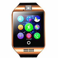 tanie Inteligentne zegarki-Bransoletka zegarka smartwatch q18 bluetooth wodoodporny telefon ruch krok ruchu zdjęć wielofunkcyjny.