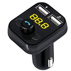 Auto BC021 V3.1 MP3-soitin FM-lähettimet USB Portti MP3-soitin