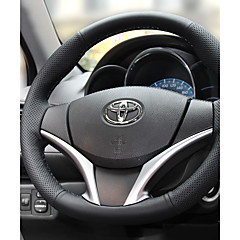 Automotivo Capas para Volante(Couro)Para Toyota Todos os Anos RAV4