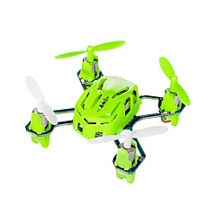 billige Fjernstyrte quadcoptere og multirotorer-RC Drone Hubsan H111 4 Kanal 6 Akse Fjernstyrt quadkopter Høyde Holding LED Lys En Tast For Retur Fjernstyrt Quadkopter USB-kabel